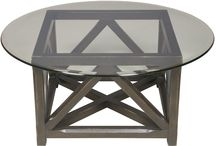 Coffee Tables / Coffee tables from Vanguard Furniture, Palecek, and more.