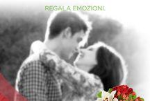 San Valentino: bouquet e composizioni floreali / Idee floreali per San Valentino: regalare un fiore e comunicare con il linguaggio dei fiori è sempre la scelta migliore!