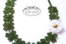 koraliki / biżuteria wykonana z koralików
