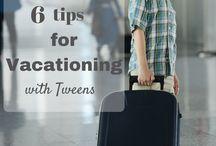 Travel w/ Teens & Tweens