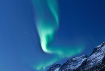 Aurorae and atmosphere / Light, space, contrast, beauty