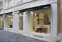 Boutique Flagship Cosmoparis / Cosmoparis-rue Saint Honoré