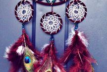 Crafts ~ Dreamcatchers