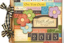 Calendars / by Kimberley Burch