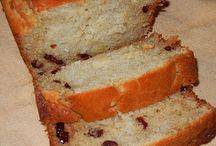 Fancy Breads / Quick and Dessert Bread / by Kathie Spargo