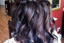 Hair do's / Hair ideas for different occasions