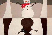 Snowmen / by Corine Dell'Acqua