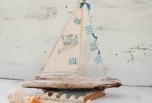 Legni di mare .. boat...barchette / legnetti di mare..