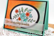 Handmade Cards- SU- So Very Grateful / So Very Grateful by Stampin Up