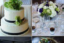 Greenery | Ganesha Wedding / Ideas greenery combinado con otros colores