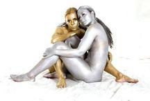Silber Gold
