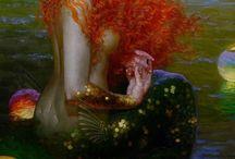 GORGONES  Mermaid