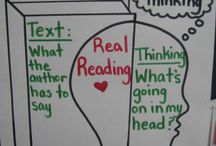 Comprehension Anchor Charts