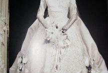 Vintage Wedding Attire / by Nelda Wamsley