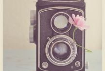 Vintage Cameras are AWESOME! / Collection of some of the most beautiful vintage cameras.