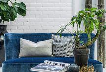 Liten sofa