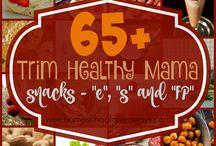 Trim Healthy Mama Recipes / THM recipes. Trim healthy mama foods and meal ideas