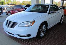 New Chrysler Inventory