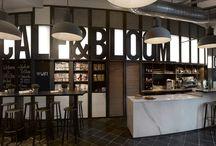 Restaurant design reference
