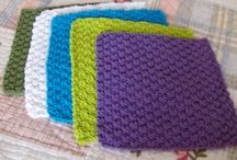 Knitting projects / Crafty