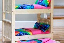 American girl furniture / by Linda Gano