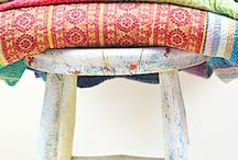 When The North Wind Blows - Product & Things we love... / Bright and colourful summer colours to fill your home with.