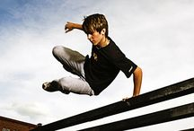 ♡ Parkour / Freerunner