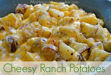 Food | Potatoes and Side Dishes