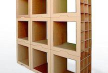 Cardbod box DIY