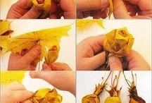 Mašle, kytky, výroba, 3D