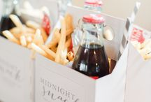 Wedding Midnight Snack Packs