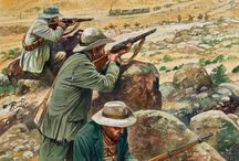 Colonial wars and troops 1850 - 1930
