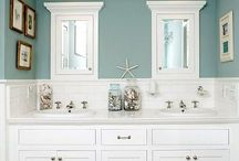 James Island Bath/Coastal bath / coastal decor for bathrooms