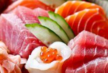 Sushi & Sashimi / I love it!