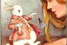 Alice / by Jennifer McDowell Baratti