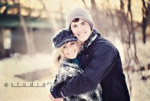 Engagements /  Inspiration on clothing ideas, colors and props for your engagement session / by Francine Smith-Photographer