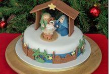 tortas de navidad