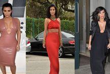Melhores Looks Kim Kardashian 2015