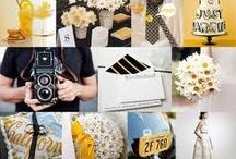 2013.09.14 Yellow Black Wedding