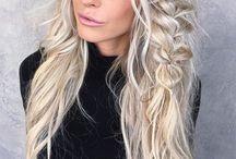 Платиновый блондин
