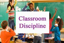Classroom Discipline / Classroom Discipline curated for elementary teachers by www.treetopsecret.com.  Please visit my blog for more ideas to help you and your students, Veronica at TreeTop. / by Tree Top Secret Education