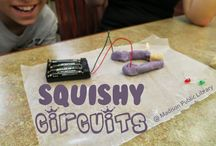 Circuits & Electronics: Squishy Circuits