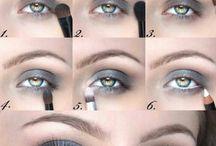 göz makyajları