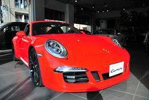 911 GTS ガーズレッド / www.kobe-porsche.jp
