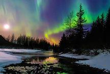Auroras boreales / Bonito