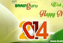 Brainguru Technologies wishes you a HAPPY NEW YEAR / Brainguru Technologies Pvt. Ltd is a leading-edge IT firm based in Noida, a technology township Delhi NCR, India.