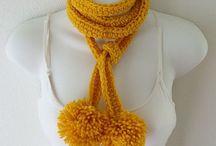 Gorras y bufandas