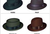 Men's hats / Hats
