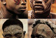 Tribes - faces do mundo / faces of the world