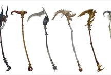art props/weapons